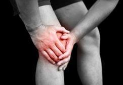 Ушиб коленного сустава при падении — лечение, симптомы, полное описание травмы