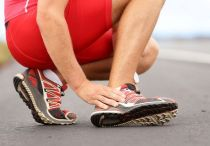 Растяжение связок голеностопного сустава — лечение в домашних условиях