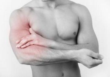 Боль в мышцах руки от плеча до локтя: лечение, причины боли