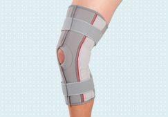 Ортез на коленный сустав: виды, материалы, как выбрать и как правильно носить