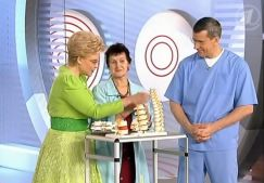 Видео о причина остеохондроза, передача Жить Здорово