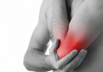 Болит локоть при сгибании и разгибании: причины, чем лечить боль