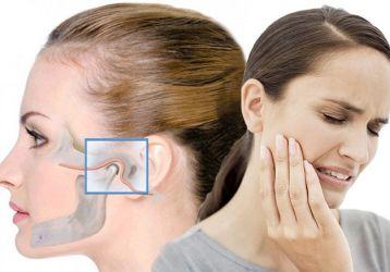 Болит сустав в челюсти: причины и лечение. Что делать при жевании