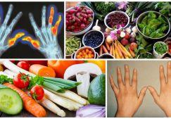 Питание и диета при ревматоидном артрите: разрешенные и запрещенные продукты