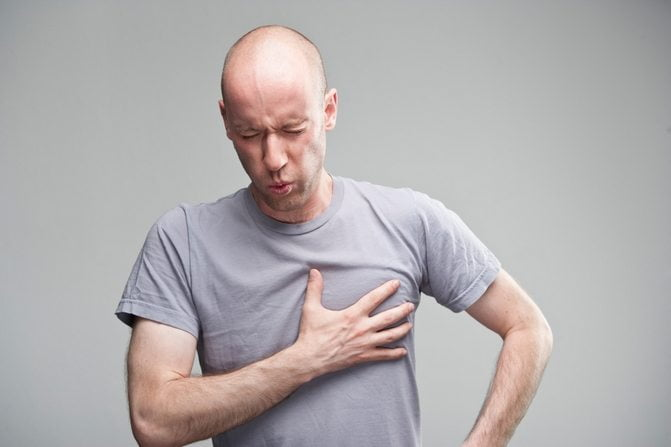 Острый хондроз поясничного и грудного отдела позвоночника: симптомы и лечение