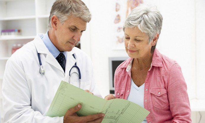 Пациент у ревматолога