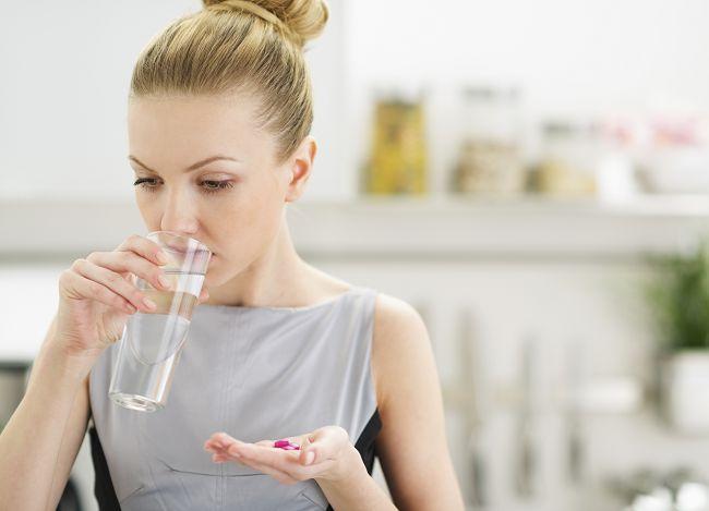 Прием препаратов при остеохондрозе
