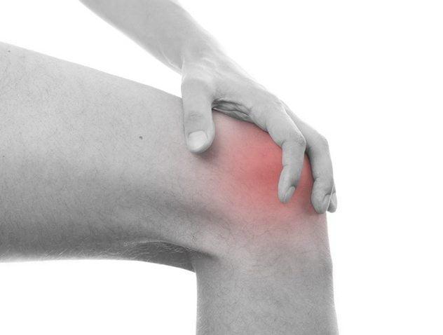 Народное лечение растяжения связок коленного сустава