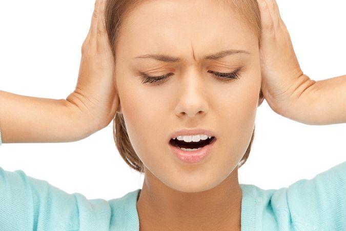 Шум в голове
