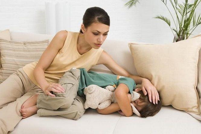 Боли в суставах у ребенка