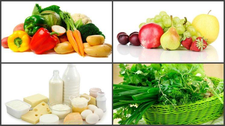 Полезные при полиартрите продукты