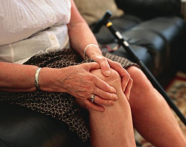 Боли в коленном суставе при гонартрозе