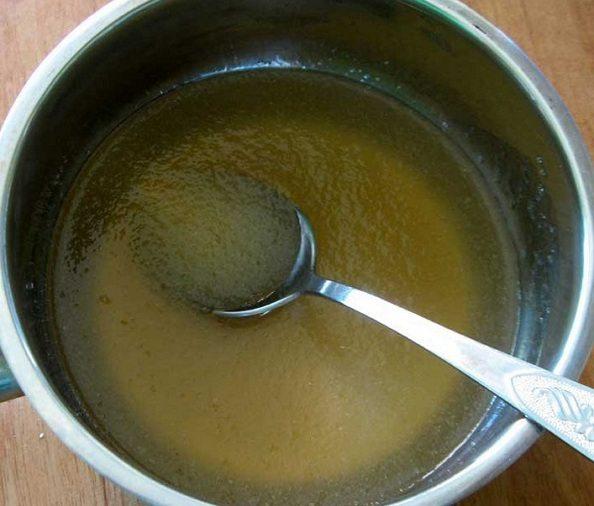 Приготовление желатина
