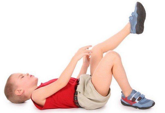 Изображение - Почему у месячного ребенка хрустят суставы u-rebyonka-xrustyat-sustavy