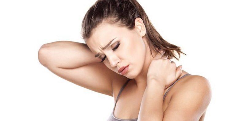 Болевые ощущения в шее
