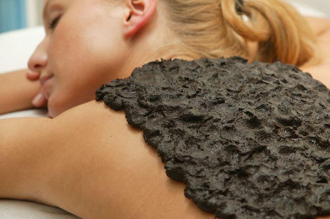 Лечение ункоартроза грязью