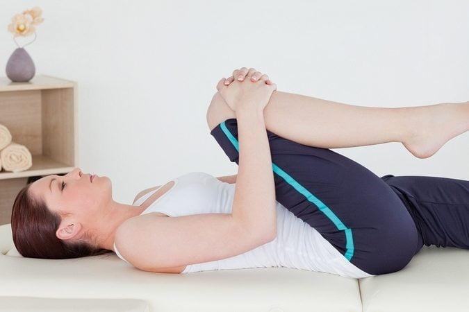 Физкультура при 1 степени коленного остеоартроза