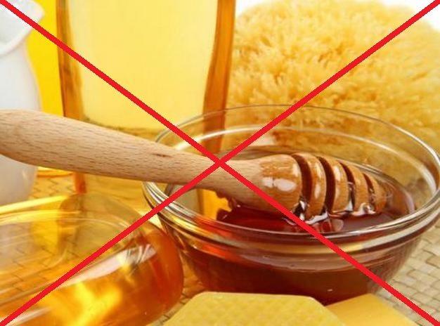 Мед при подагре и сахарном диабете