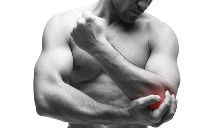 Боли в локте при эпикондилите