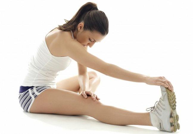 Снижение боли в колене