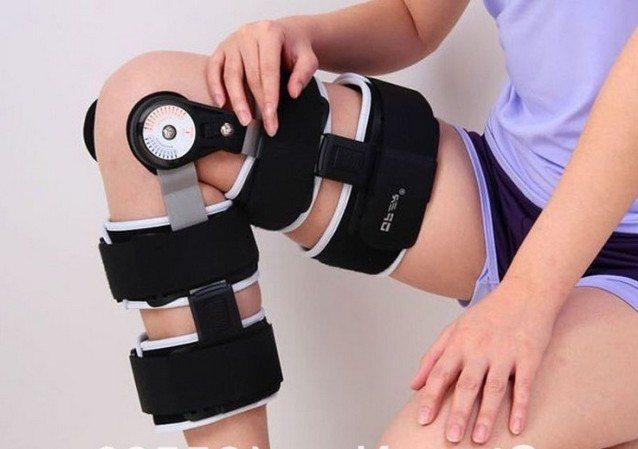 Комфортное ношение коленного ортеза