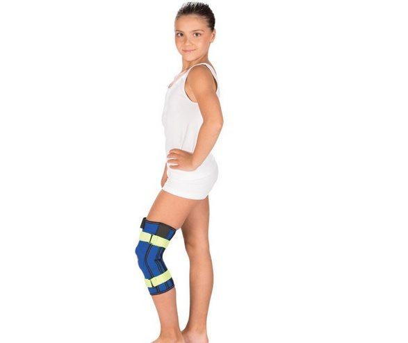 Детский коленный ортез