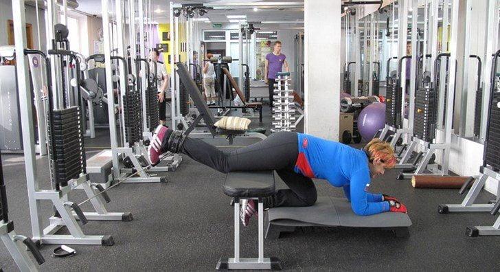 Упражнение при тазобедренном артрозе