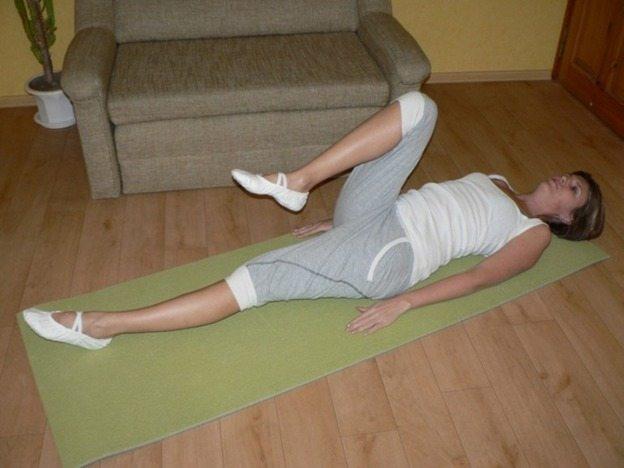 Упражнение при коксартрозе ТБС
