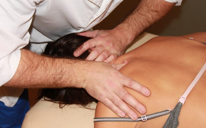 Мануальная терапия шейного отдела