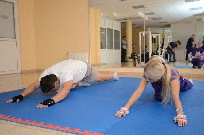 Упражнение при артрозе ТБС