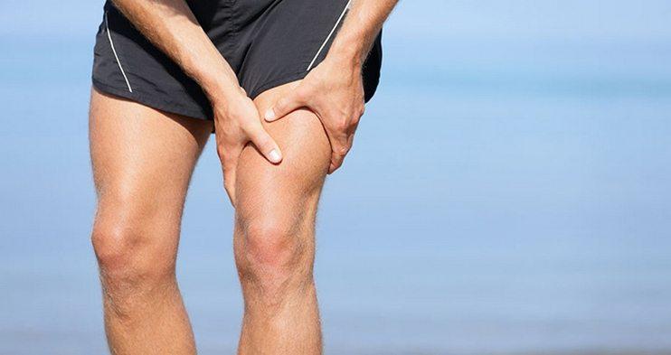 Боль в ноге отдающая от тазобедренного сустава