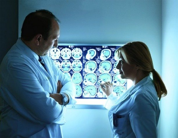 МРТ снимки головного мозга