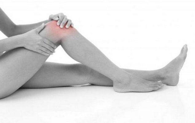 Боли в коленной чашечке