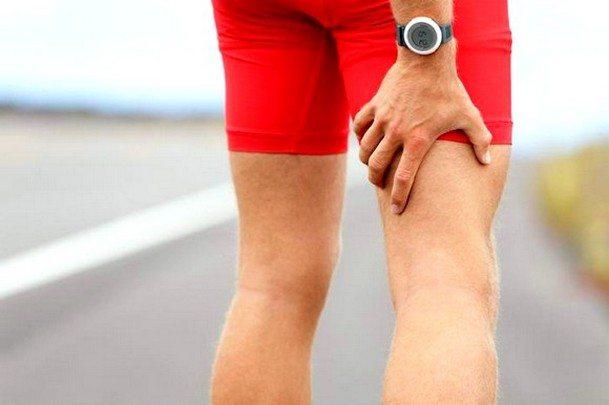 Боль в ноге в области бедра