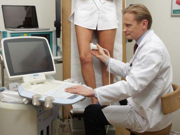 Диагностика ноги