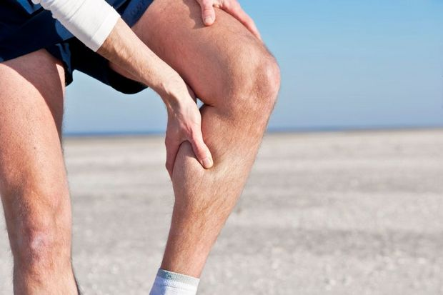 Боли в ноге ниже колена