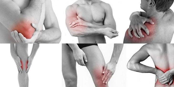 Болят мышцы и суставы