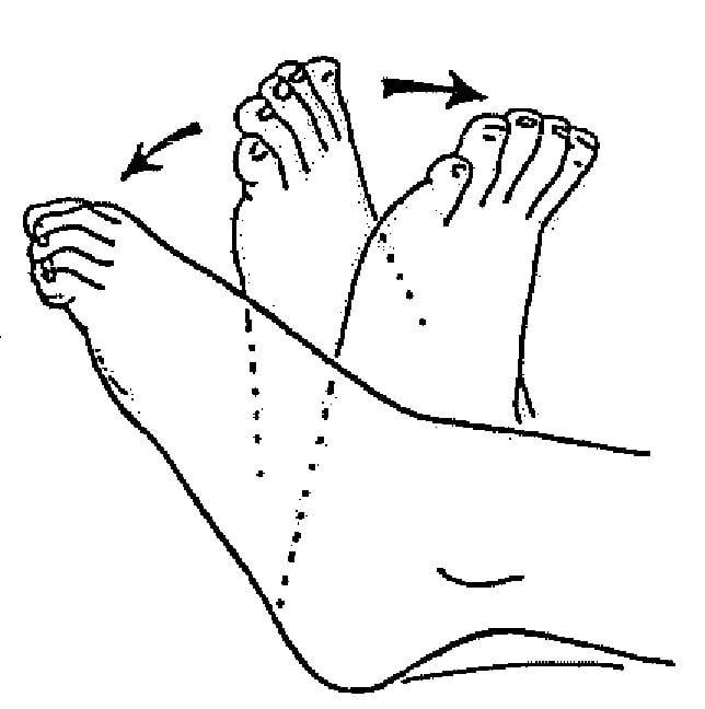 Плавание после эндопротезирования тазобедренного сустава