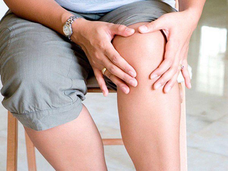 Боль в коленном суставе физиолечение