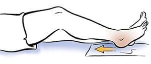Лечебная физкультура после операции на коленном суставе