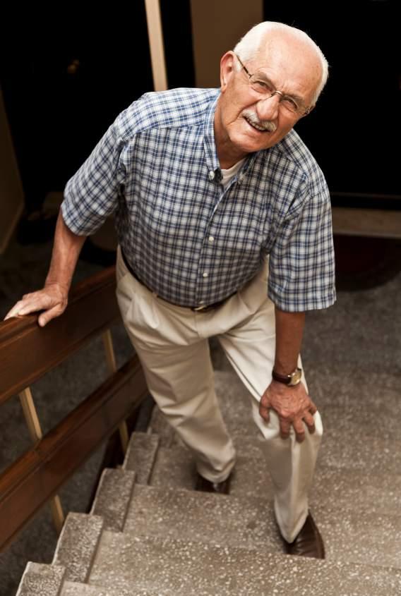 Деформирующий остеоартроз коленный суставов