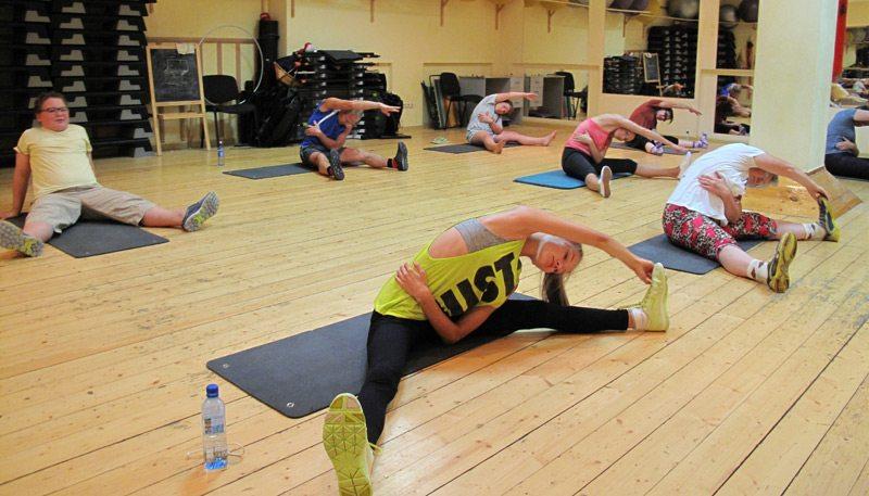 Адаптивная гимнастика Бубновского для начинающих
