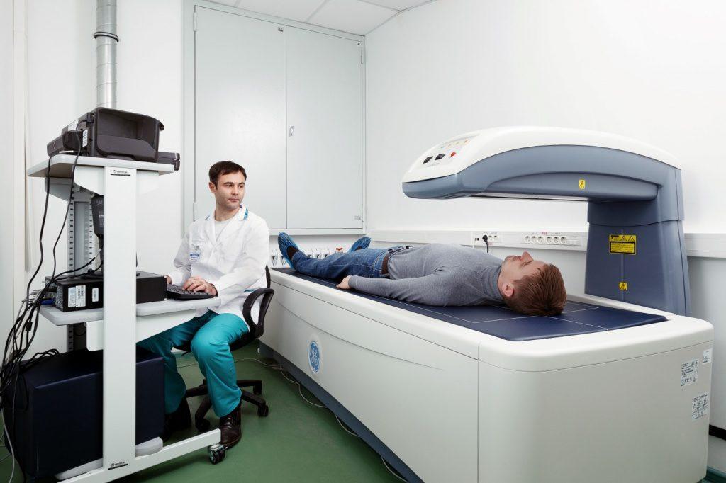 Денсиометрия современный способ диагностики остеопороза