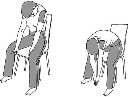 Упражнения при остеопорозе позвоночника для пожилых