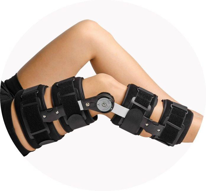 Воспаление коленного сустава чем снять
