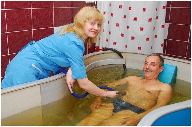 Бишофит для суставов: применение в домашних условиях