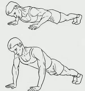 Упражнения для снятия в пояснице