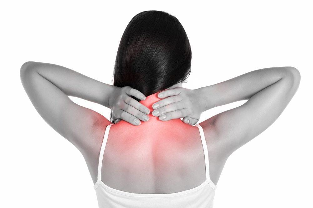Боли в плечевом поясе и шее