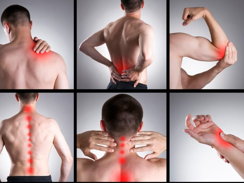 Болят суставы всего тела что делать