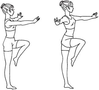 Утренняя гимнастика для коленных суставов